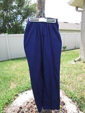 Cherokee Workwear Womens Scrub Pants Medium Purple 51909 4001T Tall