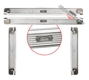 Ford Scuff Plate / Sill FRONT +REAR Left +Right XR XT XW XY ZC ZD x4