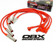 OBX Spark Plug Wires For 1992 To 2005 VW Golf GTI Jetta III VR6 2.8L