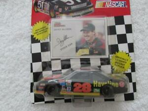 1993 Racing Champions 1:43 Scale Die-Cast Davey Allison #28 Havoline T-Bird