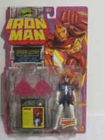 "Toy Biz Marvel Comics Iron Man Spider Women 5"" Action Figure"