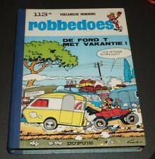Robbedoes 113de verzamelde nummers (1ste druk - °1969)