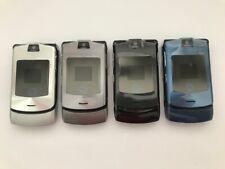 Motorola Razr V3i Camera Flip Phone (Unlocked) Bluetooth *6 Month Warranty*