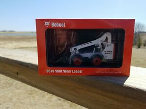 Bobcat Toy 1:25 Scale Skid Steer Loader Model S570