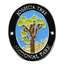 Joshua Tree National Park Walking Hiking Stick Medallion - California