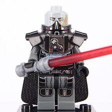 Star Wars Darth Malgus custom Lego  Building Toy Super Hero