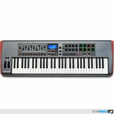 Novation Impulse 61 USB Midi Controller Keyboard Novimp61