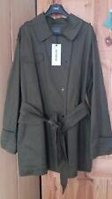 NEXT Khaki Jacket Coat Size 18