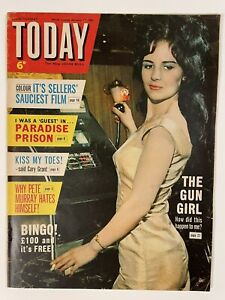Today Magazine 19 Jan 1963 The New John Bull - Peter Sellers The Pink Panther