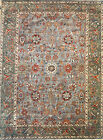 Hand-knotted Rug (Carpet) 8'8X11'5, Sarouk mint condition
