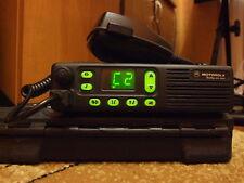 MOTOROLA GM900 UHF 403-470 MHZ 16 channels PROFESSIONAL TWO WAY RADIO