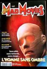 ▬►MAD MOVIES n°127; L'homme sans ombre/ Hellraiser/ Scary Movie/ The Cell