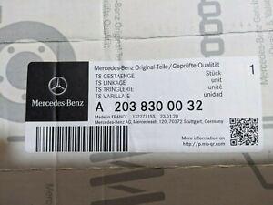 A 203 830 00 32 moto cog repair gear lever climate control W203 W163 A20383000