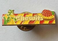 Chewits Confectionery Dragon Small Advertising Pin Badge Rare Vintage (F6)