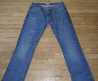 ACNE Jeans pour Homme W 34 - L 34 Taille Fr 44 (Réf # E027)