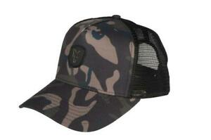 Fox Camo Trucker Cap / Carp Fishing Clothing