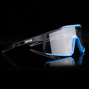 Color-changing Lenses Polarized Cycling Glasses Sport Fishing Sunglasses Goggles