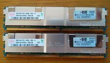 HP 16GB (2x8GB) 2Rx4 PC2-5300F DDR2 398709-071