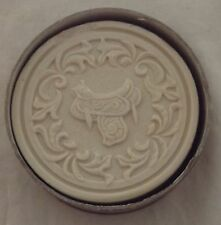 VINTAGE AVON Wild Country Gift Soap 5oz. New & unused in decorative tin