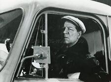 JEAN GABIN  GAS-OIL 1955 VINTAGE PHOTO