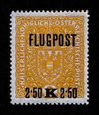 Austria - Scott C2 - 1918 2.50K Airmail - Mnh