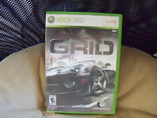 Grid Xbox 360 EUC FREE USA SHIPPING