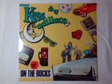 KIM & THE CADILLACS 3x4 on the rocks lp RENEGADES NUOVO