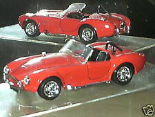 FORD AC COBRA 427 1964 SOLIDO 1995 ROUGE
