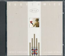 CD ALBUM 10 TITRES--EURYTHMICS--SWEET DREAMS (ARE MADE OF THIS)