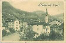 CARTOLINA d'Epoca BELLUNO provincia - Arsiè 1914