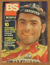 BS / BICISPORT N.10 DEL OTTOBRE 1991 - POSTER GIANNI BUGNO (OK7)
