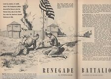 St Patrick's Battalion - The Renegade US Army Deserters+Major Brown,Capt Hawkins