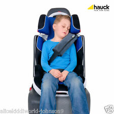 New Hauck  Fleeced  Car Seat Belt Padding Cushion /Protector-Cushion me