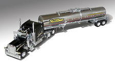 "DCP ALTOM TRANSPORT PETERBILT 389 TRACTOR 63"" MID ROOF W/ CHEMICAL TANKER  1/64"