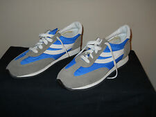 Vtg 1970s/1980s Made Usa Women's Casual/Running Cortez style Shoes Size 8 (Sku2)