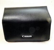 "Canon camera small camera case belt pouch 5X3X2"" powershot  -  Free Shipping USA"