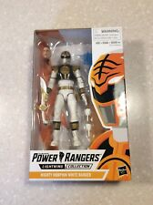 Mighty Morphin Power Rangers Lightning Collection White Ranger Tommy