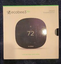 ECOBEE3 lite SMART THERMOSTAT  EB-STATE3LT-02 OPEN BOX/UNUSED (3154)