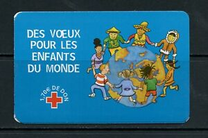 S735 France 2007 Red Cross COMPLETE BOOKLET MNH