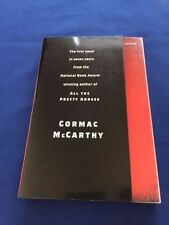 NO COUNTRY FOR OLD MEN - ADVANCE READING COPY BY CORMAC MCCARTHY