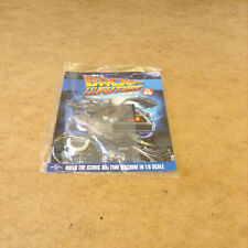 BUILD BACK TO THE FUTURE DELOREAN TIME MACHINE ISSUE 90 1:8 SCALE DIE-CAST PARTS