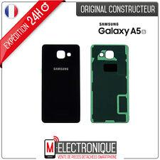 Vitre arrière Noir Original Samsung Galaxy A5 2016 SM-A510