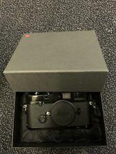 Leica MP 0,72 Black Paint Rare