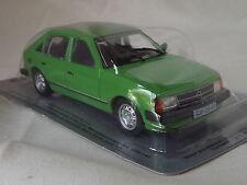 New model - Opel Kadett D - IXO IST 1:43 - German Vauxhall Astra - Green