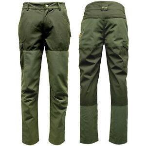 Game Ripstop Men's Durable Waterproof Shooting Fishing Trousers Hiking (32-40in)
