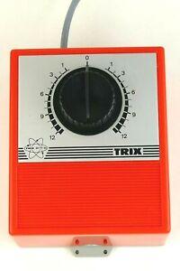 TRIX EMS 56-5502-00 Steuergerät Steuerpult Steuerung Modelleisenbahn Regler