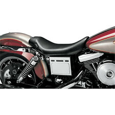 Le Pera Smooth Bare Bones Solo Seat for 96-03 Harley Dyna Models