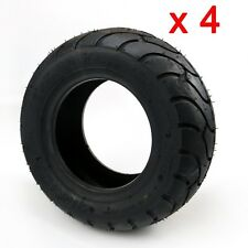 "4Pcs 13x5.00 - 6"" inch Tyre Tire ATV QUAD Bike Gokart Scooter Buggy Mower 6 Inch"