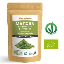 Tè Verde Matcha Biologico in Polvere, Grado PREMIUM, da 100 grammi