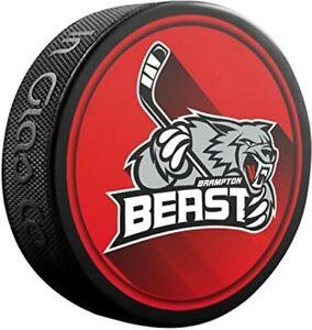 Brampton Beast ECHL Souvenir Hockey Puck